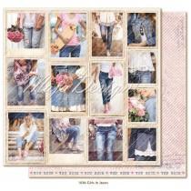 Papir - Snapshots - Girls in Jeans - Denim & Girls