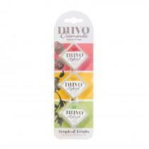 Nuvo Diamonds - 3 hibridne blazinice - Tropical Fruit