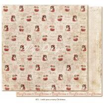 Papir - I wish you a merry Christmas - I Wish