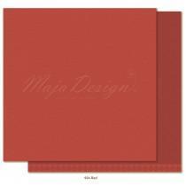 Papir - Monochromes - Shades of Winterdays - Red