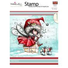 Štampiljka - Winnie - Penguin Gifts - Polkadoodles