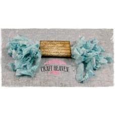 Dekorativni trak - Vintage Seam Binding – Baby Blue