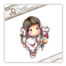 Štampiljka - Cupid Angel Tilda - Magnolia