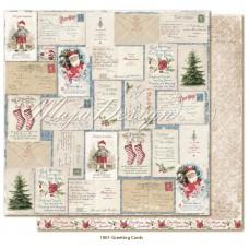 Papir - Greeting Cards - Christmas Season