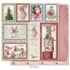 Papir - Ephemera - Christmas Season