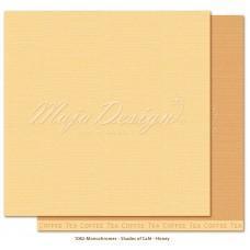 Papir - Monochromes - Shades of Café - Honey