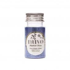 Bleščice - Nuvo Glitter - Alaskan Blue