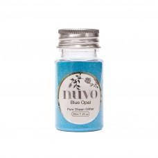 Bleščice - Nuvo Glitter - Blue Opal