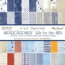Blok Papirjev Maja Design - Life by the Sea - 6x6