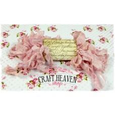 Dekorativni trak - Vintage Seam Binding – Pink