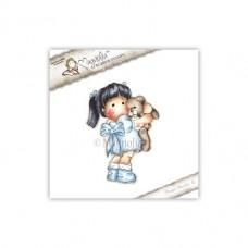 Štampiljka - Teddybear Love - Magnolia