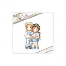 Štampiljka - Tilda's Family - Magnolia