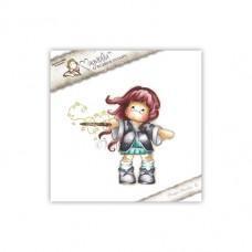 Štampiljka - Wizard Tilda - Magnolia