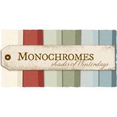 Papir - Monochromes - Shades of Winterdays - Celotna Kolekcija