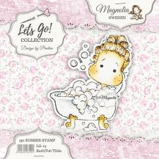 Štampiljka - BathTub Tilda - Magnolia