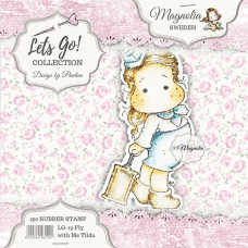 Štampiljka - Fly with Me Tilda - Magnolia