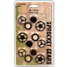Tim Holtz - Idea-Ology - Sprocket Gears