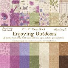 Blok Papirjev Maja Design - Enjoying Outdoors - 6x6