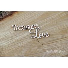 Treasure Love - Scrapiniec