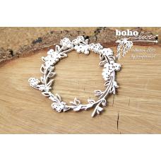 Boho Love - 2 Layers Frame - Scrapiniec