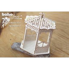 Boho Love - Gazebo - Scrapiniec