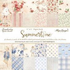 Blok Papirjev Maja Design - Summertime - 6x6