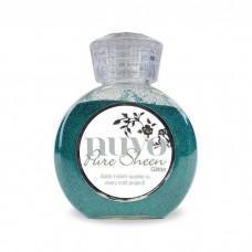 Bleščice - Nuvo Pure Sheen Glitter - Turquoise