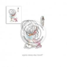 Štampiljka - Wrap It Up - Winnie Heavenly - Polkadoodles