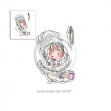 Štampiljka - Love Ewe - Winnie Heavenly - Polkadoodles
