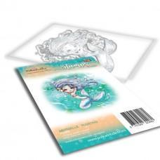 Štampiljka - Meribelle Floating - Polkadoodles