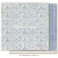 Papir - Forget me Not - Vintage Romance