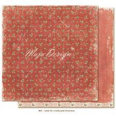 Papir - I wish for a holly jolly Christmas - I Wish