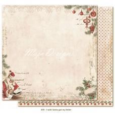 Papir - I wish Santa got my letter - I Wish