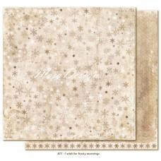 Papir - I wish for frosty mornings - I Wish