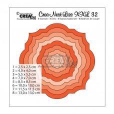 Kovinske šablone - Crea-Nest-Lies XXL Dies no.32