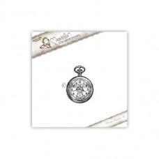 Štampiljka - Clock - Magnolia