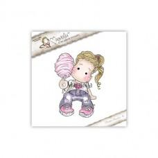 Štampiljka - Cotton Candy Tilda - Magnolia