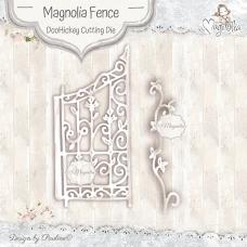 Kovinska šablona - Magnolia Fence - Magnolia