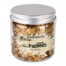Fran-táge - Bronzed Mica Fragments