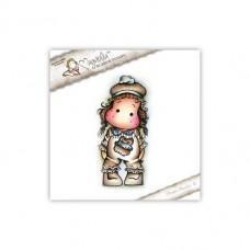 Štampiljka - Gingerbread Tilda - Magnolia