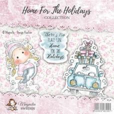 Home for the Holidays Stamp Sheet (3 štampiljke) - Magnolia