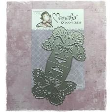 *PONAROČILO* Kovinska šablona - So Wrapped Lovely Butterfly - Magnolia