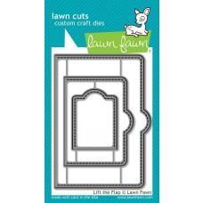 Kovinske šablone - Lawn Cuts - Lift The Flap - Lawn Fawn