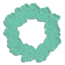 Kovinske šablone - Garden Wreath Die Set - LDRS Creative