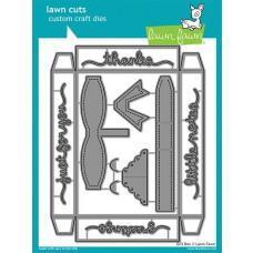 Kovinske šablone - Lawn Cuts - Gift Box Dies - Lawn Fawn