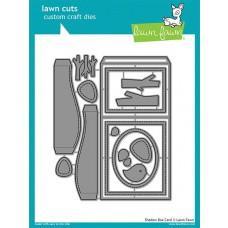 Kovinske šablone - Lawn Cuts - Shadow Box Card - Lawn Fawn