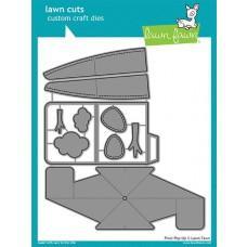 Kovinske šablone - Lawn Cuts - Pivot Pop-Up - Lawn Fawn