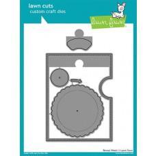 Kovinske šablone - Lawn Cuts - Reveal Wheel - Lawn Fawn
