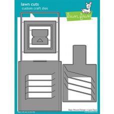 Kovinske šablone - Lawn Cuts - Magic Picture Changer - Lawn Fawn