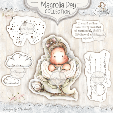 Magnolia Day Art Stamp Kit - Magnolia